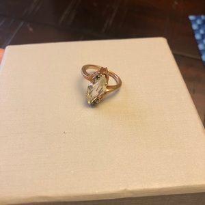 10 k gold ring size 5